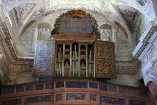Die Orgel der Église St-Pierre et St-Paul