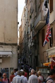 Die Altstadt Le Bosco in Bonifacio