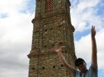 Der Glockenturm von Pieve