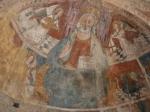 Malereien aus dem 15. Jhdt in der Kapelle von St. Thomas de Pastoreccia