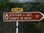 Skigebiete in Korsika - auch das gibt es