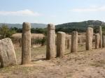 Megalitfeld Alignements de Palaggiu bei Cauria