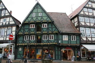 Das älteste Haus in Celle