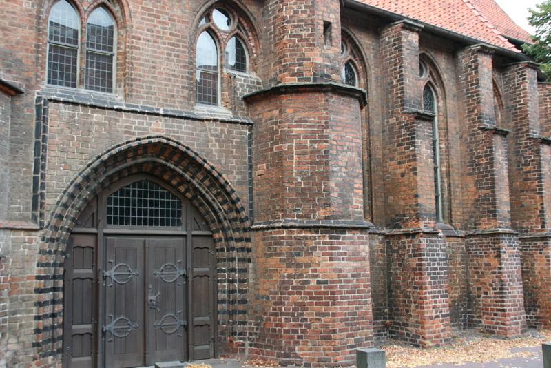 Die St.-Marien-Kirche in Uelzen
