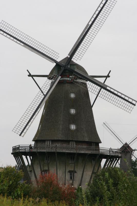 Mühle im Gifhorner Mühlenmuseum