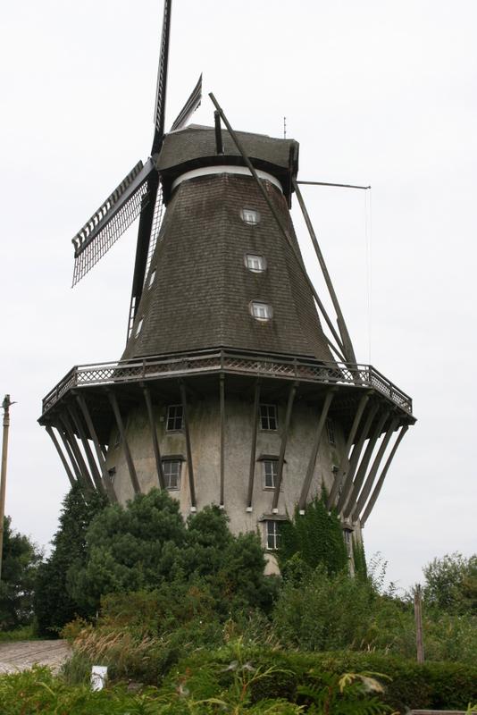 Die Mühle von Sanssouci im Gifhorner Mühlenmuseum