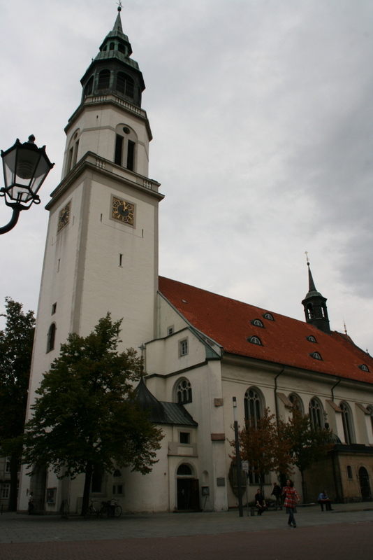 Stadtkirche in Celle