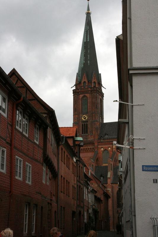 St. Nicolaikirche in Lüneburg