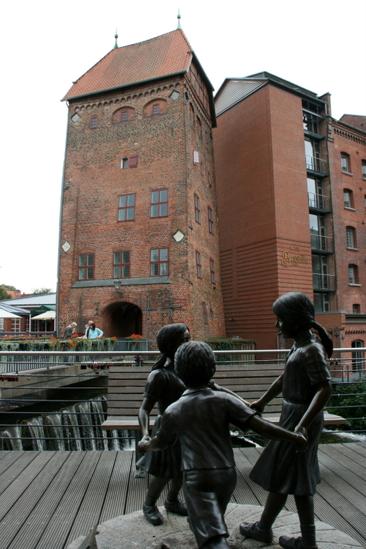 Hotel Bergström in der alten Industriemühle in Lüneburg