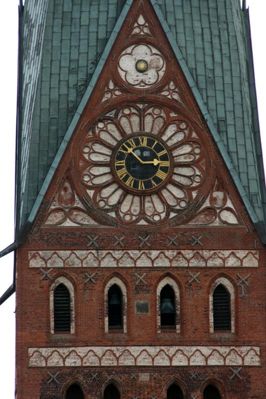 St. Johannis Backsteinkirche in Lüneburg