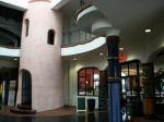 Hundertwasserbahnhof in Uelzen