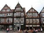 Fachwerkhäuser in Celle
