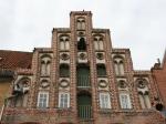 Backsteinhaus in Lüneburg