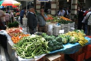 Die Markthalle Mercado dos Lavradores