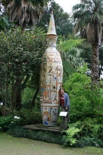 Die größte Vase der Welt