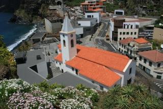 Kirche São Sebastião
