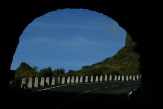 die berühmten Tunnel