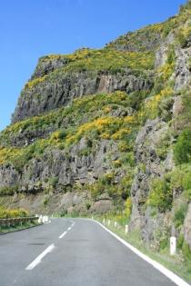 Auf dem Weg zum Encumeada Pass