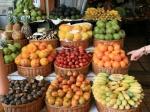 Obst und Früchte in Hülle und Fülle