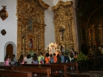 Kinder in der Kirche von São Jorge