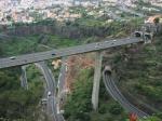 Wilde Autobahnstrecken