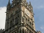 Turm des neuen Rathaus
