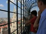 Ausblick vom Alten Peter über München