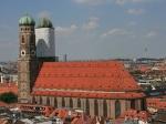 Die Frauenkirche von oben