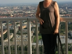 Blick über München vom Olympiaturm