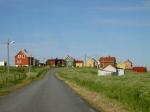 Einsame Dörfer
