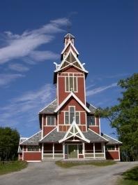 Kirchen in Gravdal