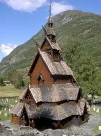 Stabkirche von Kapauner