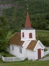 Stabkirche von Undredal