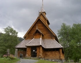 Stabkirche von Eidsborg