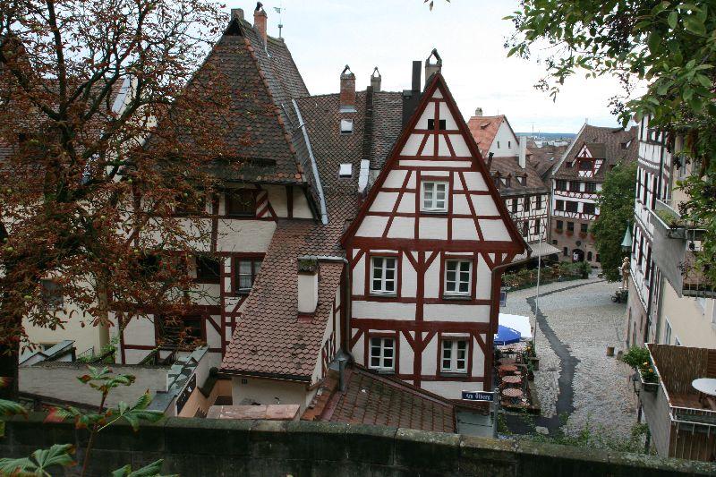 Bildergalerie Nürnberg und Regensburg