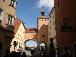Brücktor in Regensburg