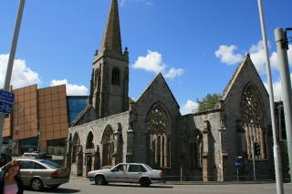 Charles Church in Plymouth