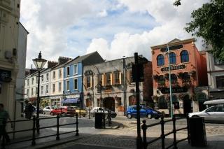 Altstadt von Plymouth