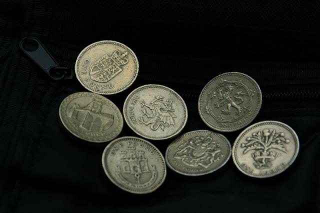 Brittische Pfund