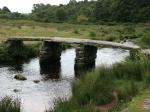 Clapper-Bridge bei Two Bridges