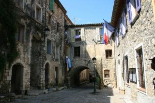 Rathaus von Gorbio