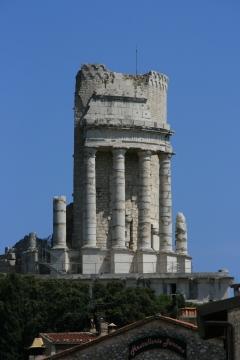 Das römische Siegesdenkmal Tropaeum Alpium