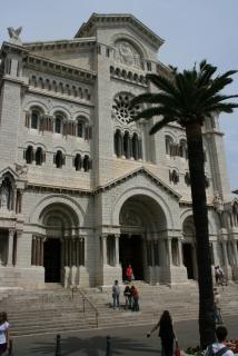 Kathedrale von Monte Carlo