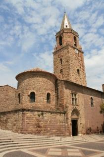 Die Kathedrale von Frejus