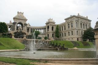 Palais Longchamps in Marseille