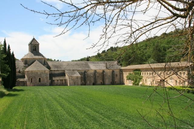 Die Klosteranlage Abbaye de Senanque