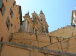 Die Basilika San Michel
