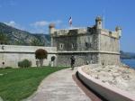 Das kleine Fort Le Bastion aus dem 16. Jhdt.