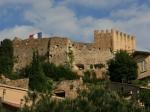 Die Burg von Roquebrune