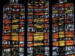Glasfenster in der Kathedrale